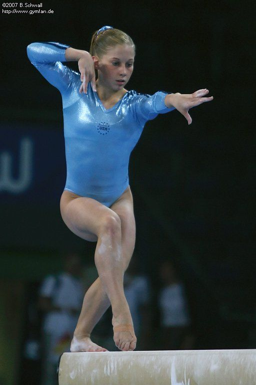 Gymnasts 58 best Shawn Johnson ...
