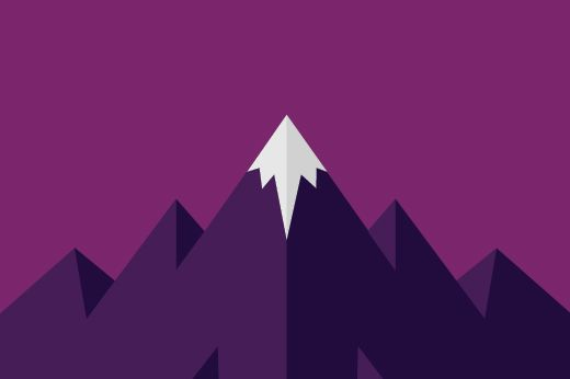 Graphicology Blog redesigns state flags - this one is Colorado