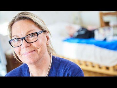 Susanne går AST med inriktning mot äldrevård - YouTube