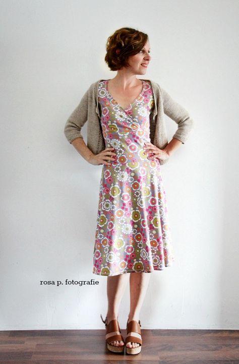 19 best Nähen Kleider images on Pinterest | Kleid nähen, Kleider ...