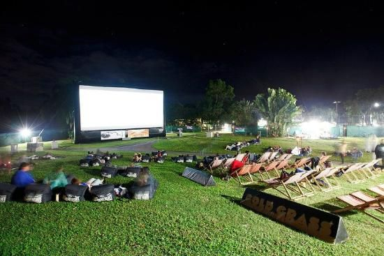 Moonlight Cinema Port Douglas | http://www.moonlight.com.au/port-douglas/ | QT Port Douglas 87-109 Port Douglas Road, Port Douglas, Queensland, Australia | about the same cost as a fancy movie and popcorn at home.