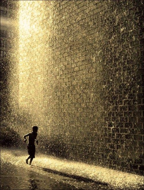 rain rain...