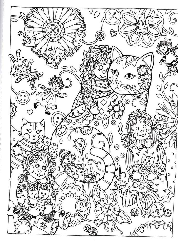 creative haven creative cats dover publications coloring