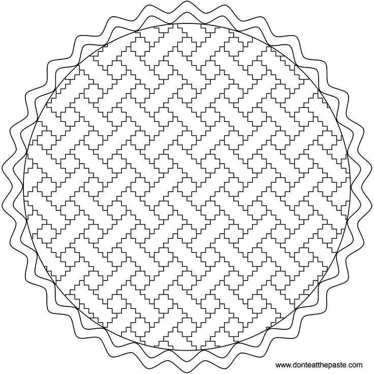 pie chart coloring pages - photo#28