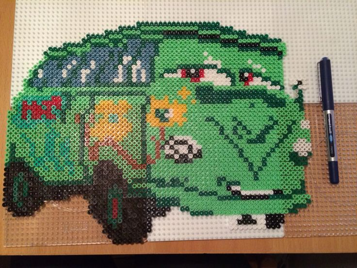 sandylandya@outlook.es  Cars character hama perler beads by Susse Cevin