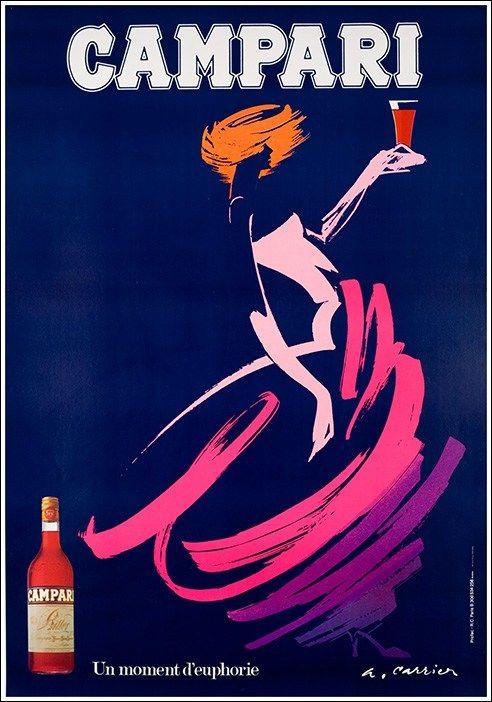 Campari - Carrier Alain - 1983