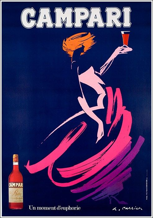 Campari - Carrier Alain - 1983