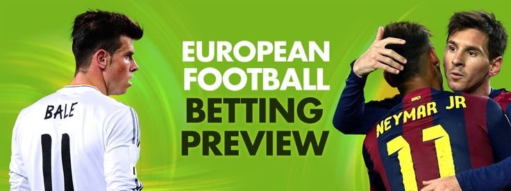 Don't worry all you football fans, the Six Nations hasn't taken away from the all important football! Check out our preview ahead of tonight's televised European fixtures...
