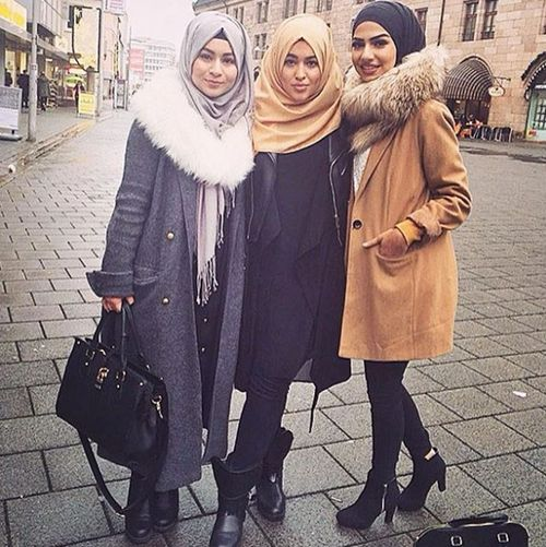 hijab fashion and hijab image