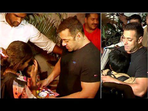The softer UNSEEN side of Salman Khan   MUST WATCH.