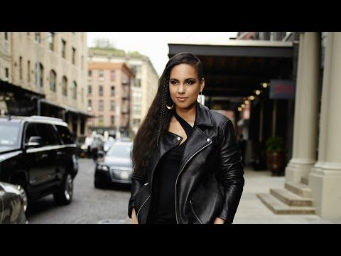 Levi's® x Alicia Keys | The New Women's Denim Collection - YouTube