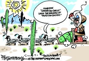 Fitz Cartoon Caption Contest: Week of Jan.16th