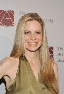 Kristin Bauer. Love her portrayal of Pam in True Blood.