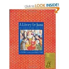 Children's book about Sor Juana Ines de la Cruz, nun and poet.