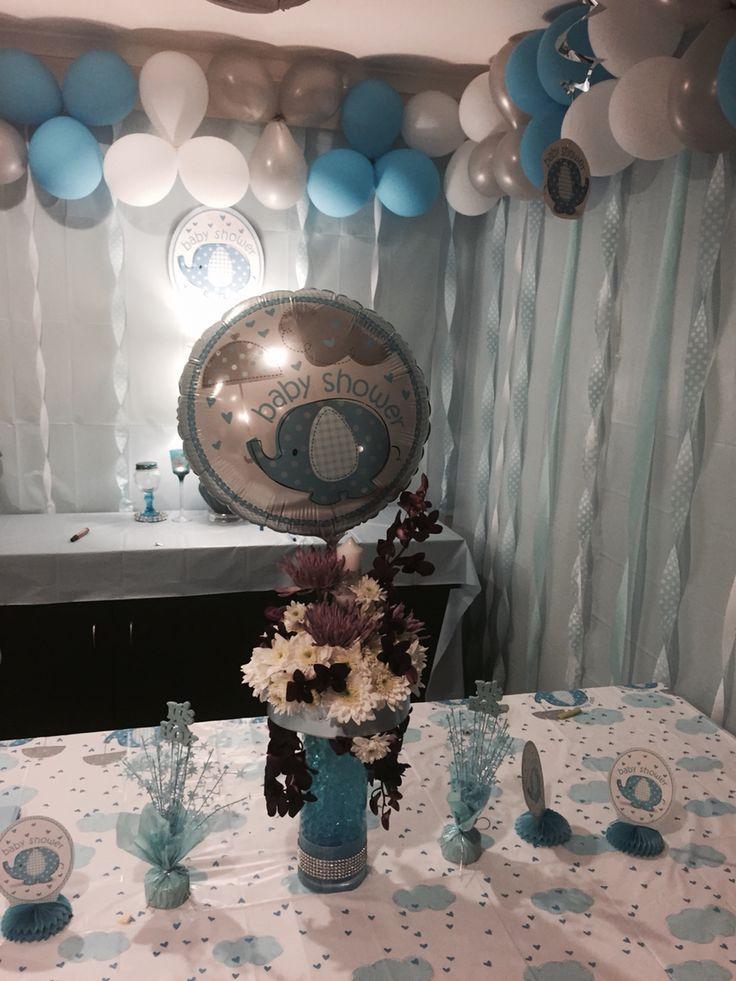 Lydia's baby shower