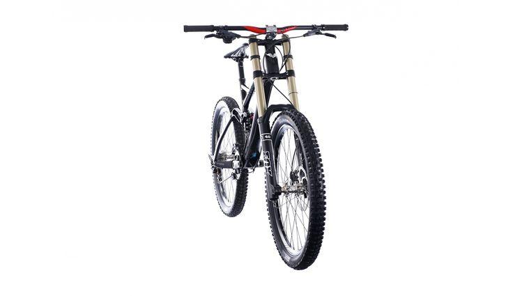 VOTEC VF195 Pro - VTT tout suspendu - noir mat/noir brillant Achetez malin sur bikester.fr