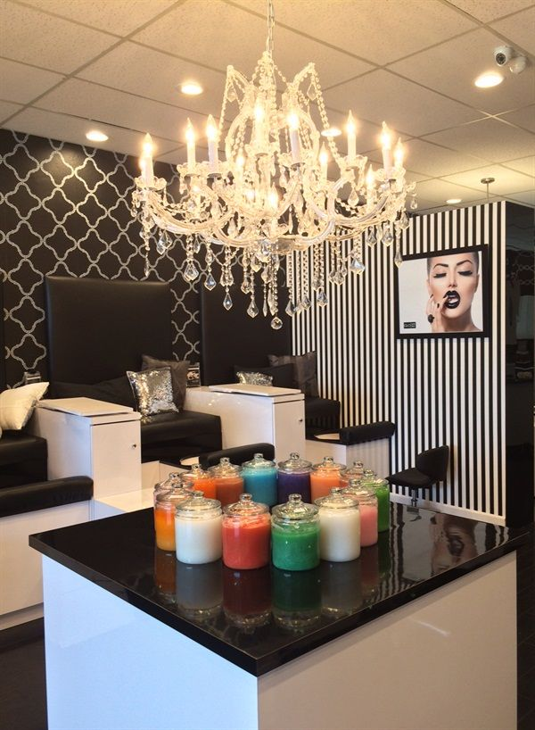 Glo's Grand Re-Opening - - NAILS Magazine