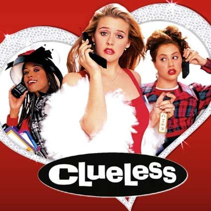 "CLUELESS (2000)  ""Searching for a boy in high school is as useless as searching for meaning in a Pauly Shore movie."" Yes, go all the way back to the film you loved back in high school. Reunite with Cher and watch Alicia Silverstone once again at her finest, most beautiful hour. ""Whatever!"""