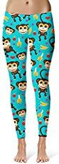 Shop Printed Banana Leggings. Show your Monkey Pickles pride with a pair of stretchy, comfortable banana leggings!