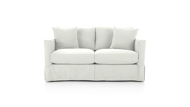 c+b: willow full sleeper sofa, 70w X 36d (91 extended) X 34h