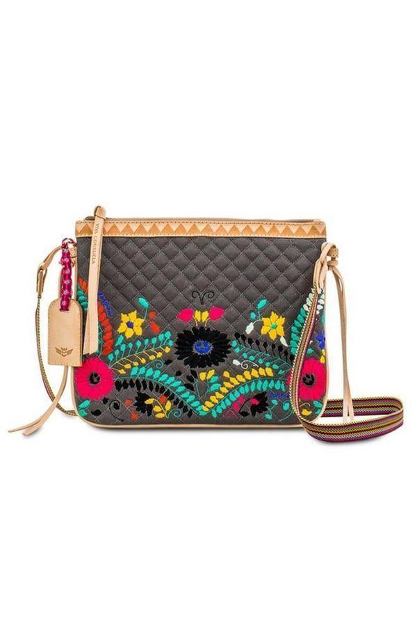 f326e823a92a Consuela Crossbody Bag Silverlake