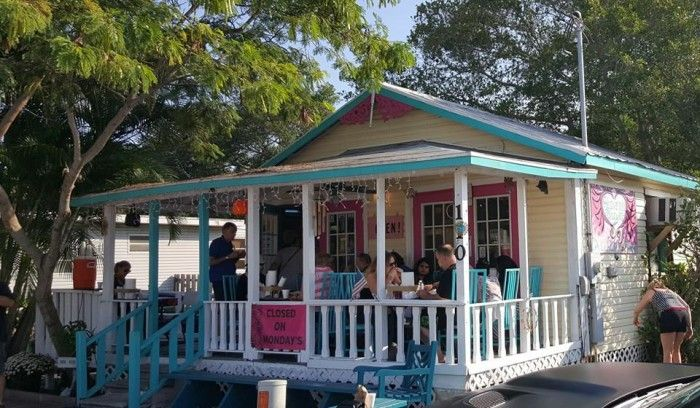 These 12 Amazing Breakfast Spots In Florida Will Make Your Morning Epic | 12. Heavenly Biscuit, Fort Myers