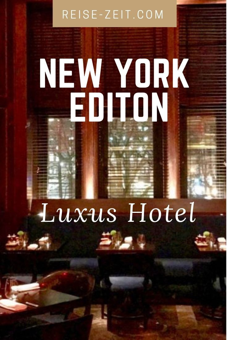 Luxury Dreams im Hotel The New York EDITION
