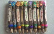 Hand-made Pencils - AUD $5