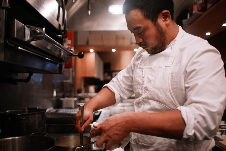 David Chang Is Getting His Own Netflix Series #angelsfoodparadise