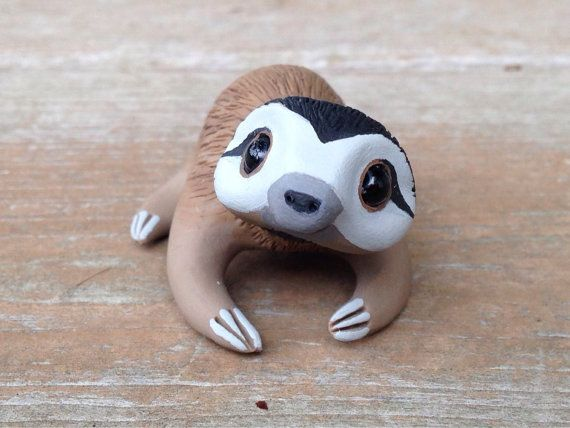 My Animalitos are hand-sculpted from polymer clay using ...