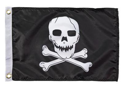 Taylor Made Marine Flag - Jolly Roger Marine Flag