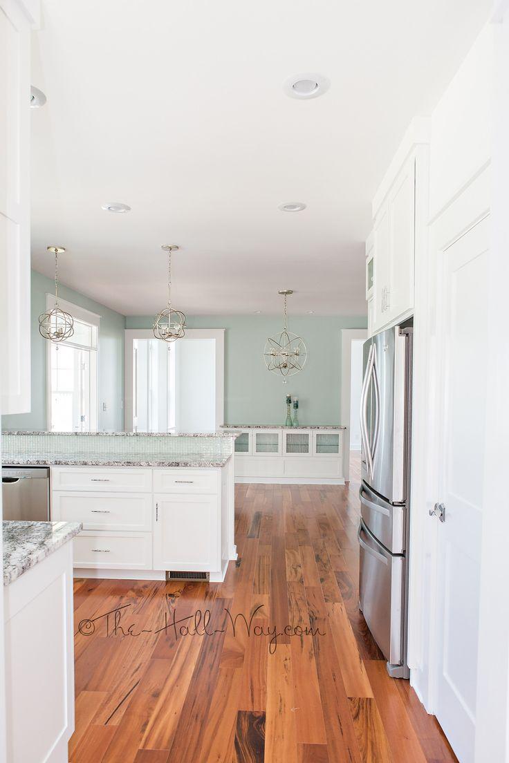 Dream Cottage Home :: Eastover Cottage :: Southern Living Eastover Cottage - Kitchen