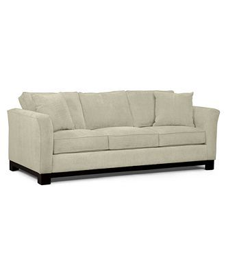 Kenton Fabric Sofa Queen Sleeper Bed