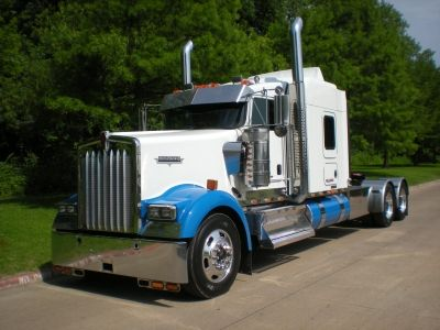 USED 2008 KENWORTH Conventional Sleeper Trucks for sale http://equipmentready.com/