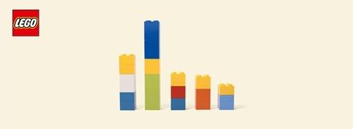 #Lego: Anuncios publicitarios extremadamente minimalistas para probar tu imaginación