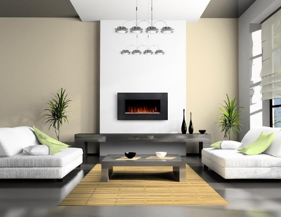 Contemporary Home Design, Electric Fireplace Design: Choosing One Of The  Best Styles Of Modern Fireplace