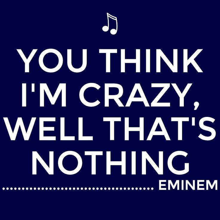 Lyric i m not afraid eminem lyrics : 98 best Eminem images on Pinterest | Eminem quotes, Music lyrics ...
