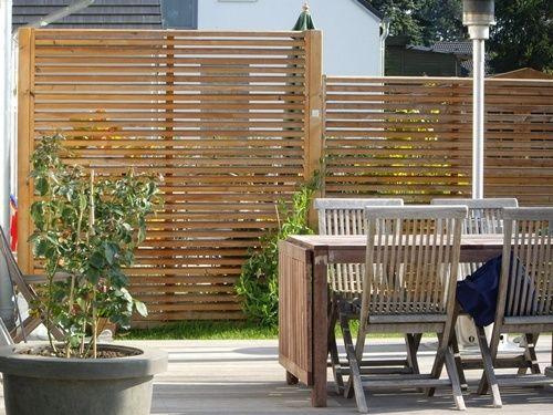 ber ideen zu sichtschutz wpc auf pinterest windschutz balkon wpc. Black Bedroom Furniture Sets. Home Design Ideas
