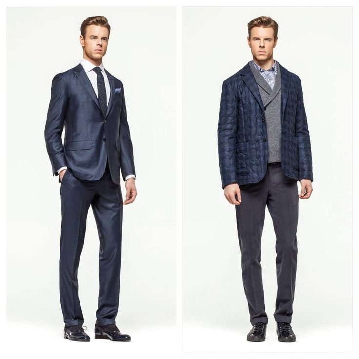 The Larusmiani man this winter perfectly combines timeless elegance and innovative style.