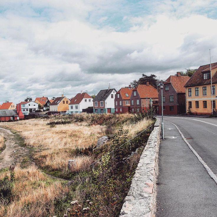 Gudhjem Nørresand, Bornholm #gudhjem #nørresand #bornholm #denmark #danmark #dänemark