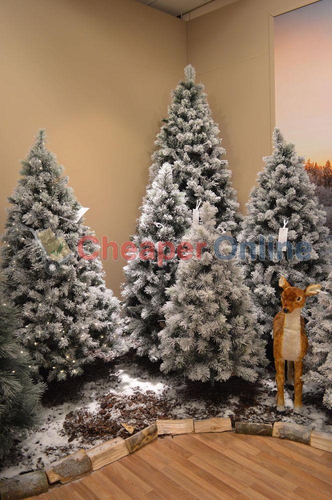 Artificial Christmas Trees Ebay - destroybmx.com