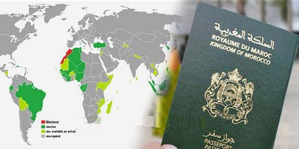 بالأسماء قائمة الدول التي يدخلها جواز السفر المغربي بدون تأشيرة أو فيزا ومتطلبات باقي دول العالم Book Cover Books