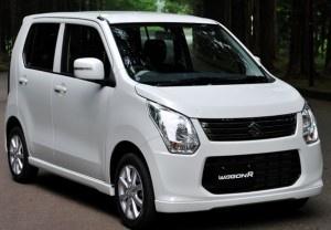 Maruti Suzuki rolls out 2013 WagonR with enhanced outlook