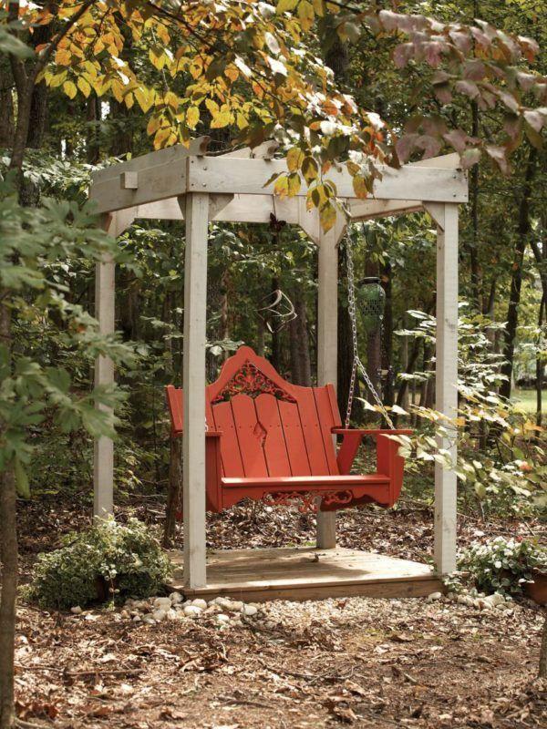The 25 best Garden swings ideas on Pinterest Garden swing seat