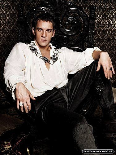 Jonathan Rhys Meyers...New face of Dracula...but all I see is King Henry VIII