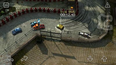Download Reckless Racing apk game for Android phones