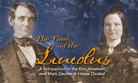 Abraham and Mary Lincoln: A House Divided . American Experience . WGBH | PBS