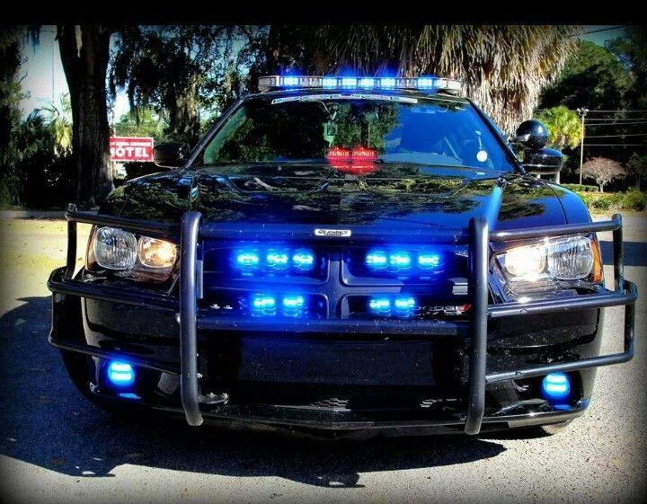 Dodge Charger Pursuit Police Car