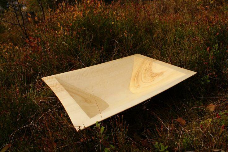 Aspen Trough #Woodworking