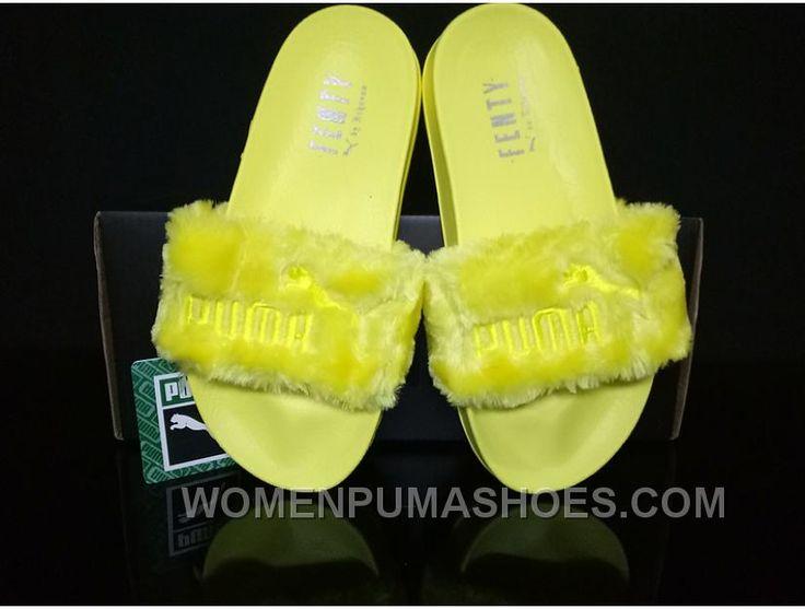 http://www.womenpumashoes.com/puma-by-rihanna-leadcat-fenty-fur-slide-yellow-lastest.html PUMA BY RIHANNA LEADCAT FENTY FUR SLIDE YELLOW LASTEST Only $65.00 , Free Shipping!